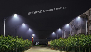 LED Street light in Industry, Japan
