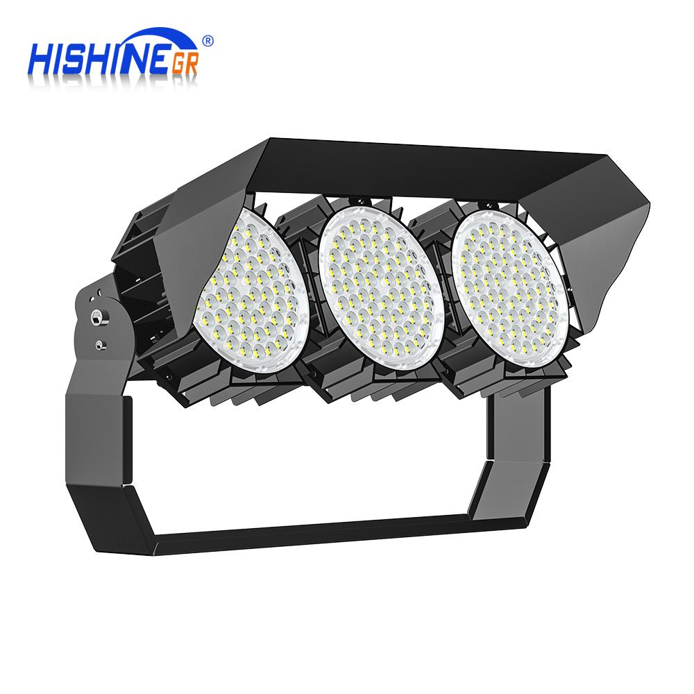 Feedback from customer for Led High Mast Light