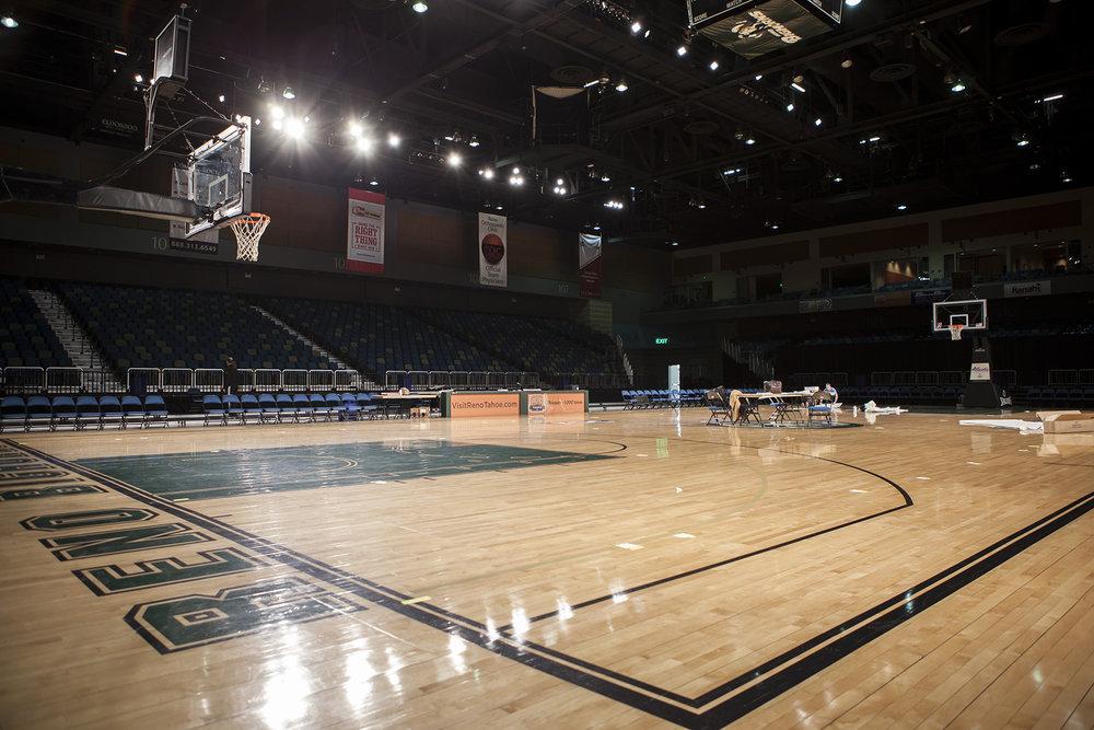 Hi-Robot Led Basketball Court Lighting,led staidum light,led high mast light,led flood light,led sports light